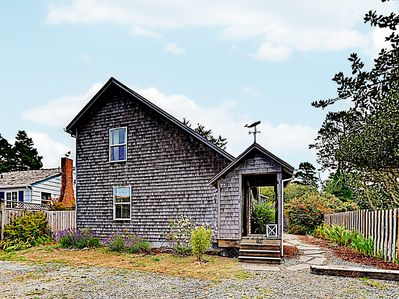 Exterior - Welcome to Manzanita! This home is professionally managed by TurnKey Vacation Rentals.