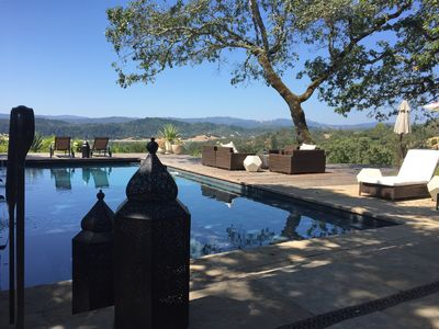 Photo for Wine Country Estate with Views near Healdsburg -Great Passport Weekend location!