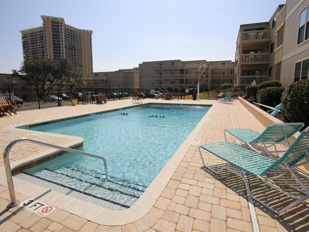 Clean Cozy Affordable Updated Ocean Bridge B14 Myrtle Beach Sc 2 Br Vacation Condo For