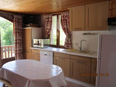 Photo for Holiday apartment Le Chalmieu for 2 - 6 persons - Holiday apartment