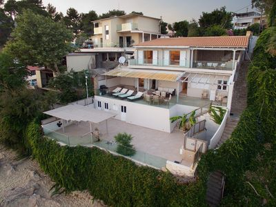 Photo for (w) Infinity Beach House in Kefalonia