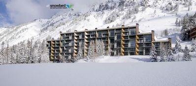 Photo for Studio Vacation Rental in Snowbird, Utah
