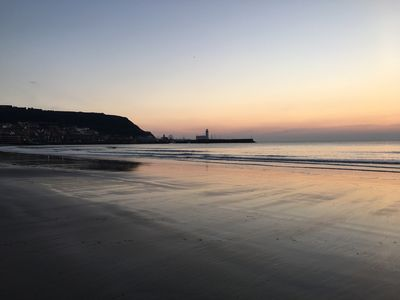 Early Morning, South Bay, Scarborough