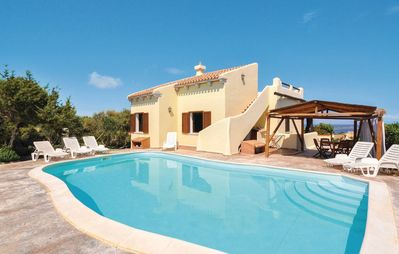 Photo for Villa Natalia with private pool in residence in Stintino