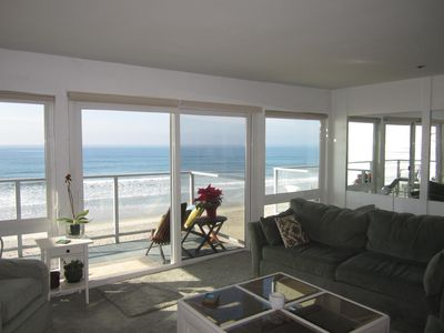 Photo for Beachfront - Awesome Ocean Views - 2 weeks or longer and save!