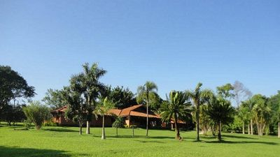 Photo for Beautiful Farmhouse with Pool - Near the center of Brotas 2 km.