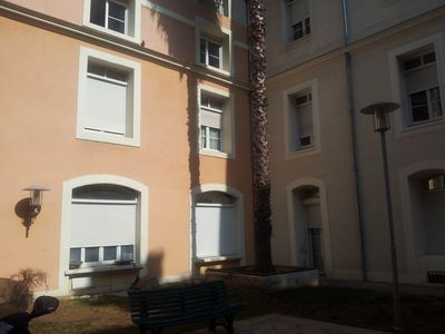 Photo for Apartment in the heart of Montpellier, 4 people, 1 bedroom, comfortable