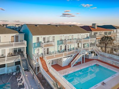 Photo for Oceanfront Accommodations for up to 40 with Pool!