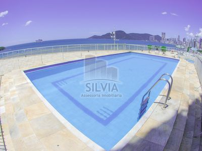 Photo for Apt in the Center of Balneario Camboriu, building facing the sea!