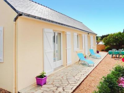 Photo for holiday home, St. Gildas-de-Rhuys  in Morbihan - 6 persons, 3 bedrooms