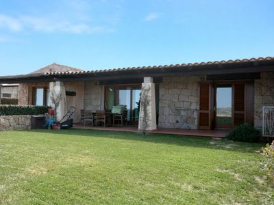 Photo for Vacation home Vista Palau  in Palau, Sardinia - 8 persons, 3 bedrooms