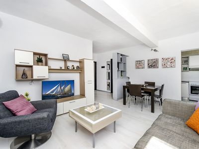 Photo for Sliema Penthouse - Fabulous and cozy with terrace!
