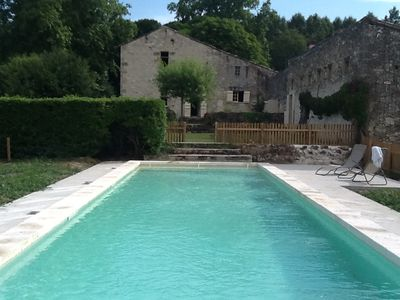 Photo for Beautiful property du16ème 200m Castle Montaigne; exceptional environment