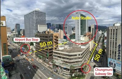 Myeong-dong Studio #10 [NEW LISTING]