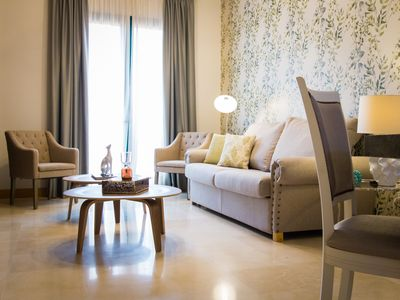 Photo for Spectacular apartment located in front of the Cathedral in an exclusive building