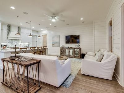 Photo for Sleeps 16, Carriage House, Professionally Decorated, Private Pool!