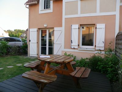 Photo for 2BR House Vacation Rental in Sainte-Cécile Plage, Hauts-de-France