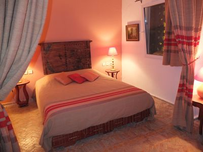 Photo for DARMIMOUNA - ideal family! Gandoura room 2/4 pers with bathroom + breakfast included