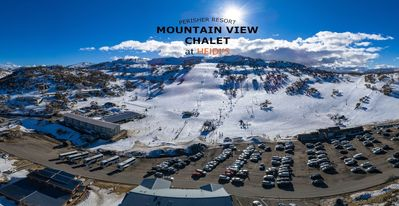 Photo for Mountain View Chalet at Heidi's
