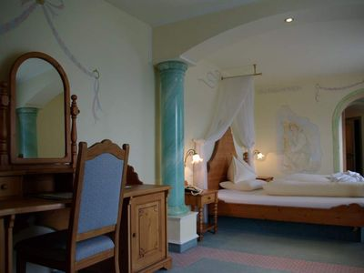 Photo for Double room comfort as a single room - Romantik Hotel Wastlwirt ****