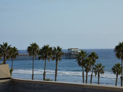 Photo for Pier View Penthouse - Panoramic Ocean View Condo with 2 Living Areas