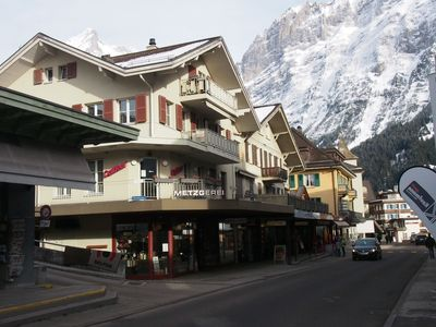 Photo for Family-friendly 5. 5 room apartment 160 m / 2 in the center of Grindelwald