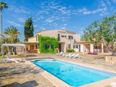 Photo for SON ARTIGUES - Villa with private pool in Porreres.