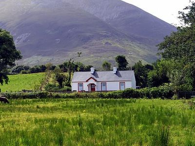 Photo for Detached, renovated and refurbished cottage, nestled at the foot of Nephin mountain (2646 ft)…