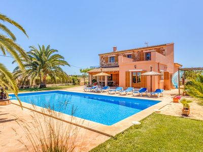 Photo for Fantastic Country House with Pool, Terraces, Garden, Air Conditioning & Wi-Fi; Parking Available