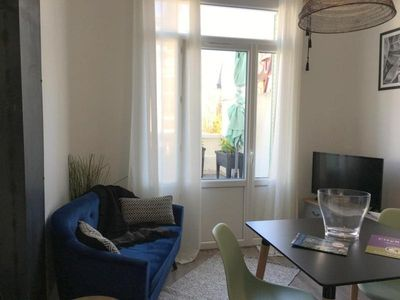 Photo for 1BR Apartment Vacation Rental in Vichy