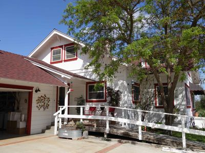 Photo for 4BR Farmhouse Vacation Rental in Paso Robles, California