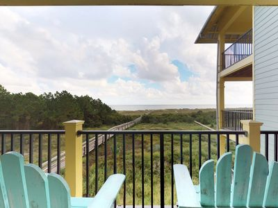 Photo for NEW LISTING! Waterfront condo w/ private balcony, shared hot tub & pool