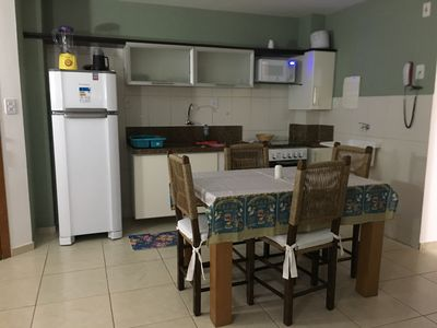Photo for 1BR Apartment Vacation Rental in Vila de Ponta Negra, RN