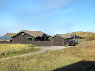 Photo for Vacation home Ferienhaus mit Sauna (HIR205) in Hirtshals - 6 persons, 3 bedrooms