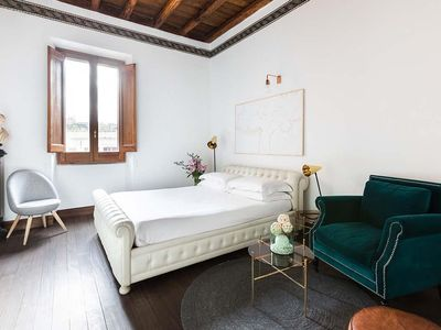 Photo for BAULLARI II - Large Apartment with 5 bedrooms for 13 people near Campo de Fiori