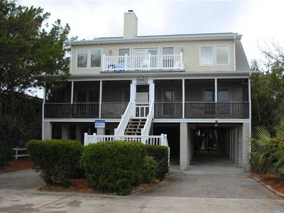 Photo for Sea Gals: 6 BR / 4 BA house in Pawleys Island, Sleeps 16