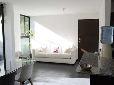 Photo for Modern Apartmement zone 11 / Complex with Pool, Gym, Terrace and more....