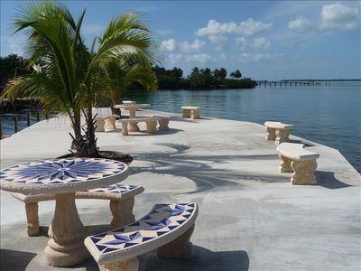 Photo for Mitchell's Bayview Villa - Islamorada House on the Bay