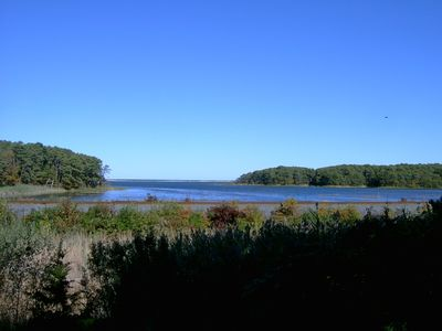 Photo for Immaculate Classic Cape Cod, Spectacular Marsh and Bay views