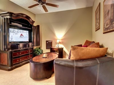 Photo for Modern condo w/ shared hot tub & pool! Only quarter mile from Brian Head Resort!