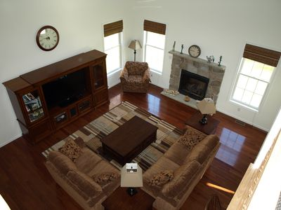 Photo for Family Friendly 5 Bedroom House Close to Skiing and Indoor waterparks