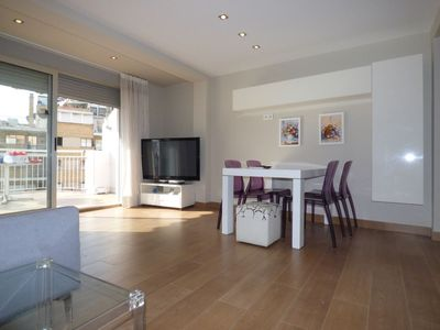 Photo for Modern apartment in the center of Benidorm