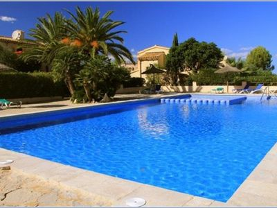 Photo for House on the Coast with Mountain Views, Pool & Tennis Court