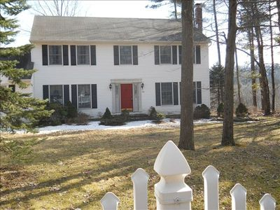 Photo for Spacious Colonial in Buck Hill Falls -Overlooks Golf Course