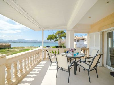Photo for Beautiful apartment recently renovated on the pleasant beach of Barcarés