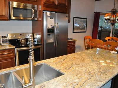 Photo for Best Deal in Mammoth!  5-Star Updated Condo - King Bed, DVR, Fast WiFi
