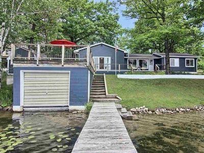 Photo for 3rd Night Free: Clam Lake Cottage w/ Torch Lake Access