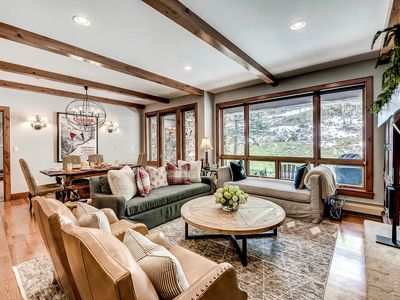 Photo for Gorgeous, True Ski-in/out Condo in Bear Paw Lodge with On-Site Pool & Hot Tub