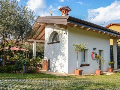 Photo for Holiday Villa Garda-Lake Caprapanca, in the countryside and very close to the lake