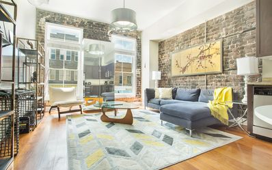 Photo for Stay with Lucky Savannah: Gorgeous Modern Loft Overlooking Broughton Street!